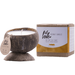 Coconut Candle Cool Coco We Love The Planet